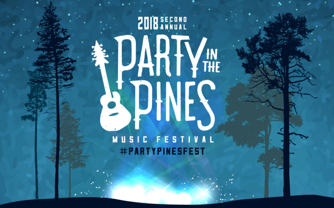 Zac Brown Band, Little Big Town to Headline 2nd Annual Party In The Pines Country Music Festival